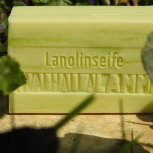 Walhalla-Lamm Lanolinseife Butterbirne