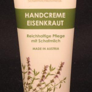 Handcreme Schafmilch Eisenkraut