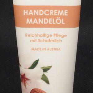 Handcreme Schafmilch Mandelöl