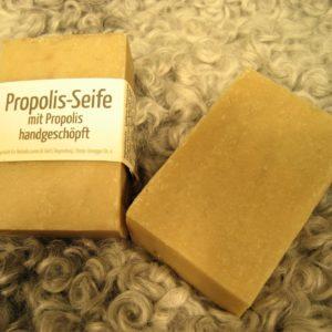 Propolis-Seife handgeschöpft