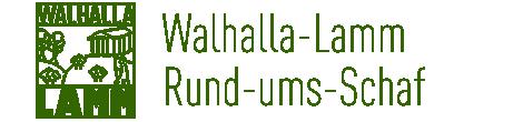 Walhalla-Lamm Logo