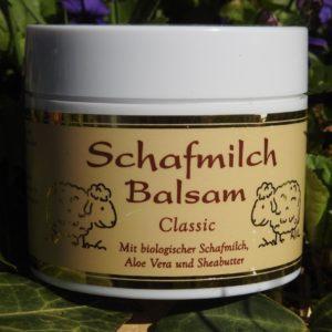 Schafmilch Balsam Tiegel