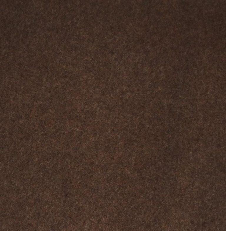 Wolldecken-Farbmuster braun