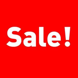 Sale % | Sonderangebote, Restposten, Mängelexemplare