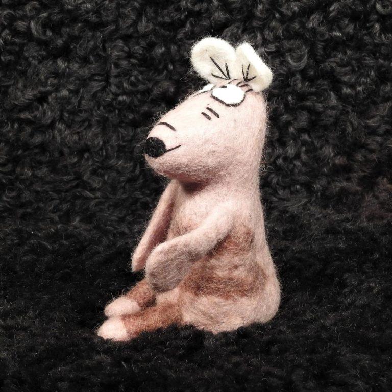 Filz-Eierwärmer Stachelschwein